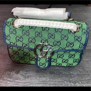Gucci Green shoulder bag